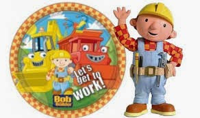 Bob the Builder : British children's animated television show