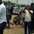Dino Melaye jumps out of moving police vehicle, flees into bush but gets rearrested hours later