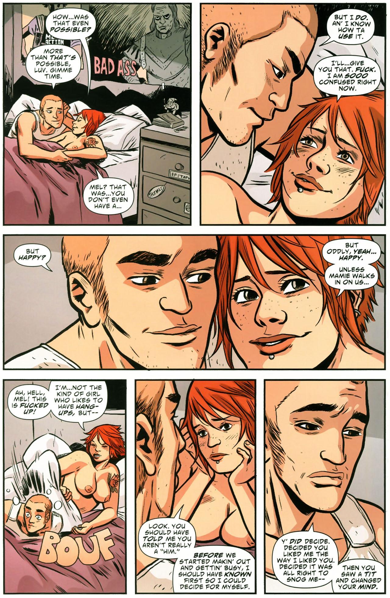 Read online American Virgin comic -  Issue #15 - 27