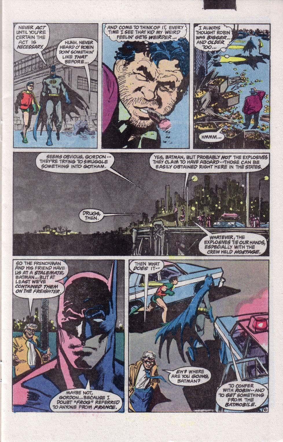 Detective Comics (1937) 554 Page 7