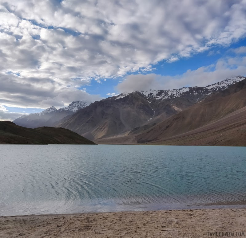 The inspiring mountains are still alive- Spiti Valley.