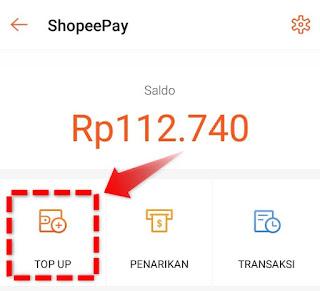 Cara Berbelanja Dengan Saldo Shopeepay Plus Cara Mengisi Saldonya
