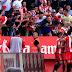 Histórico: El Girona fulminó al Real Madrid