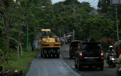 Jalan Pengurai Kemacetan Kota Mulai Dibangun