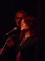 rosanne cash and john leventhal copyright kerry dexter