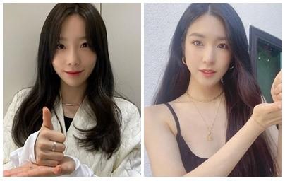 SNSD Taeyeon Tiffany Thanks to Challenge