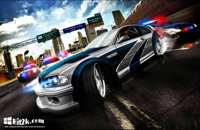Need For Speed Most Wanted Games ( NFS Most Wanted )