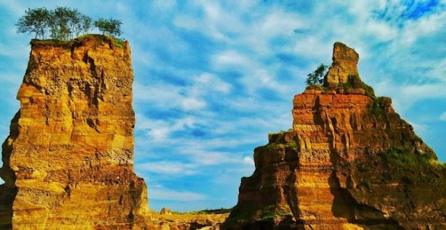 Rute Lokasi, Daya Tarik Wisata Brown Canyon Semarang Jawa Tengah