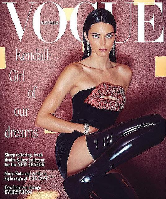 Ngắm siêu mẫu đắt giá nhất thế giới là em gái Kim Kardashian
