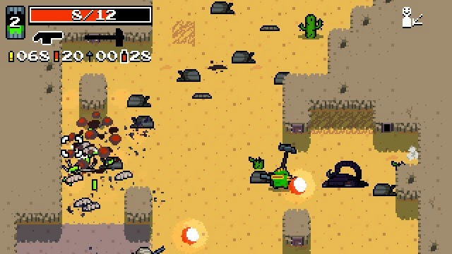 Nuclear Throne PC Games Gameplay