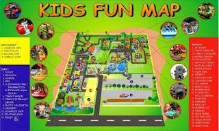 Harga Tiket Dan Wahana Kid Fun Parcs Yogyakarta
