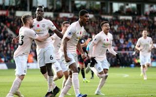 Daftar Pemain Manchester United Kontra Cardiff City Tanpa Lukaku & Sanchez