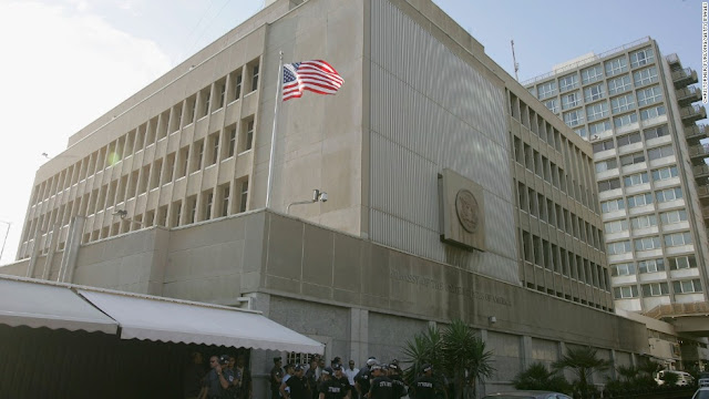MAJOR DEVELOPMENT: U.S. Embassy To Be Moved To Jerusalem