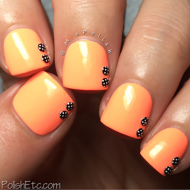 Double Side Dots with studs from Born Pretty Store - McPolish
