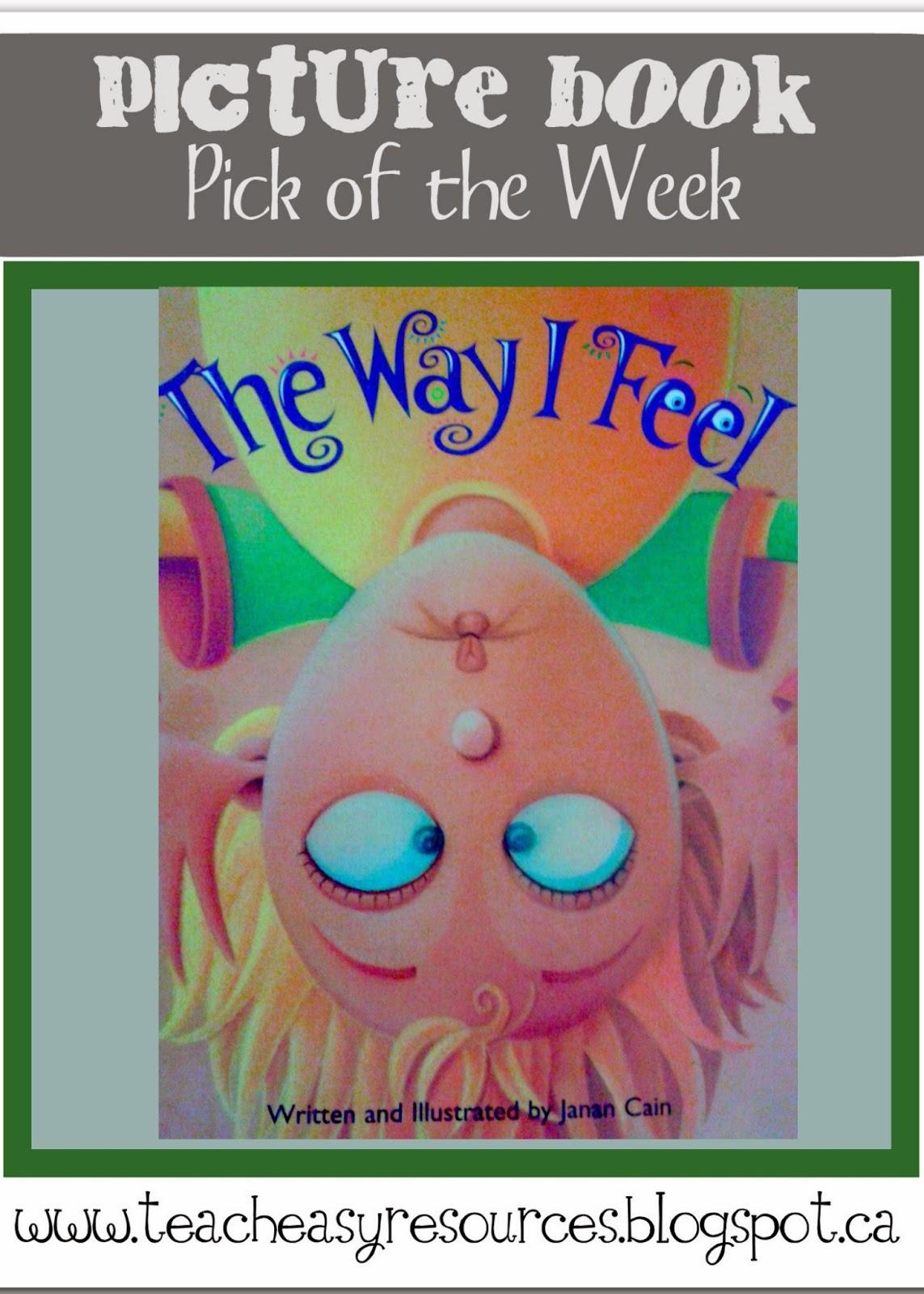 Classroom Freebies Too Feelings Worksheet And Mini Book