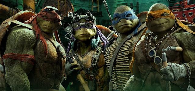 Seth Rogen revela mais detalhes sobre sua versão de 'As Tartarugas Ninja'