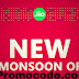 Jio Monsoon Offer And Promo Code, Offer : Free Rs. 159 Cashback