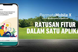 Cara Unlink Device User ID Permata Mobile X