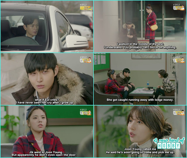 Jik , Na ri and no eul at prison- Uncontrollably Fond - Episode 11 Review - Kdrama 2016