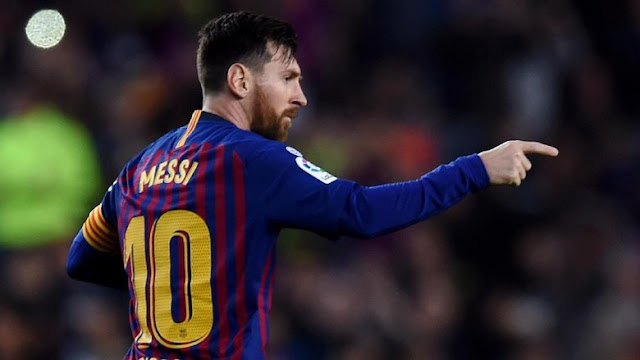 Meski Messi Tak Fit 100 Persen, Atletico Tetap Waspada