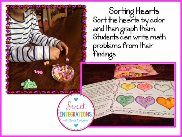 sorting candy hearts image