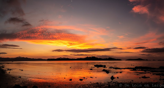 Sunset-Colors-Port-Barton-Philippines