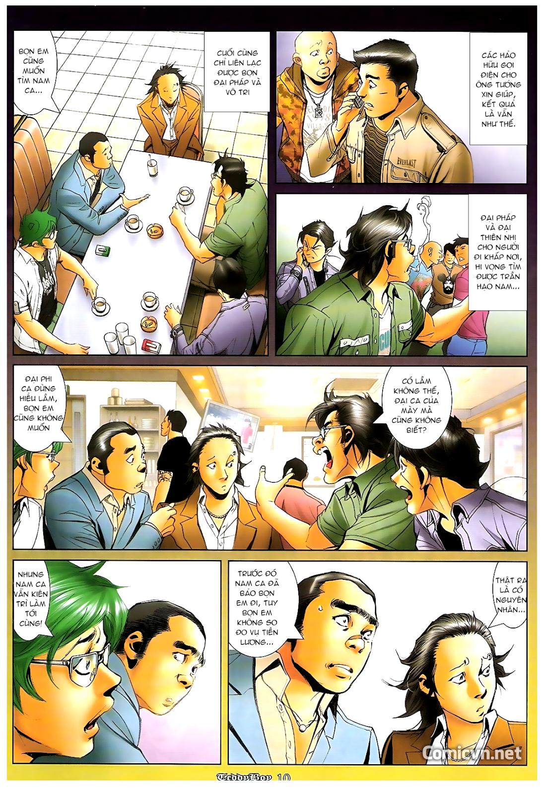 Người Trong Giang Hồ - Chapter 1212: Hồng Côn Hạo Nam - Pic 9