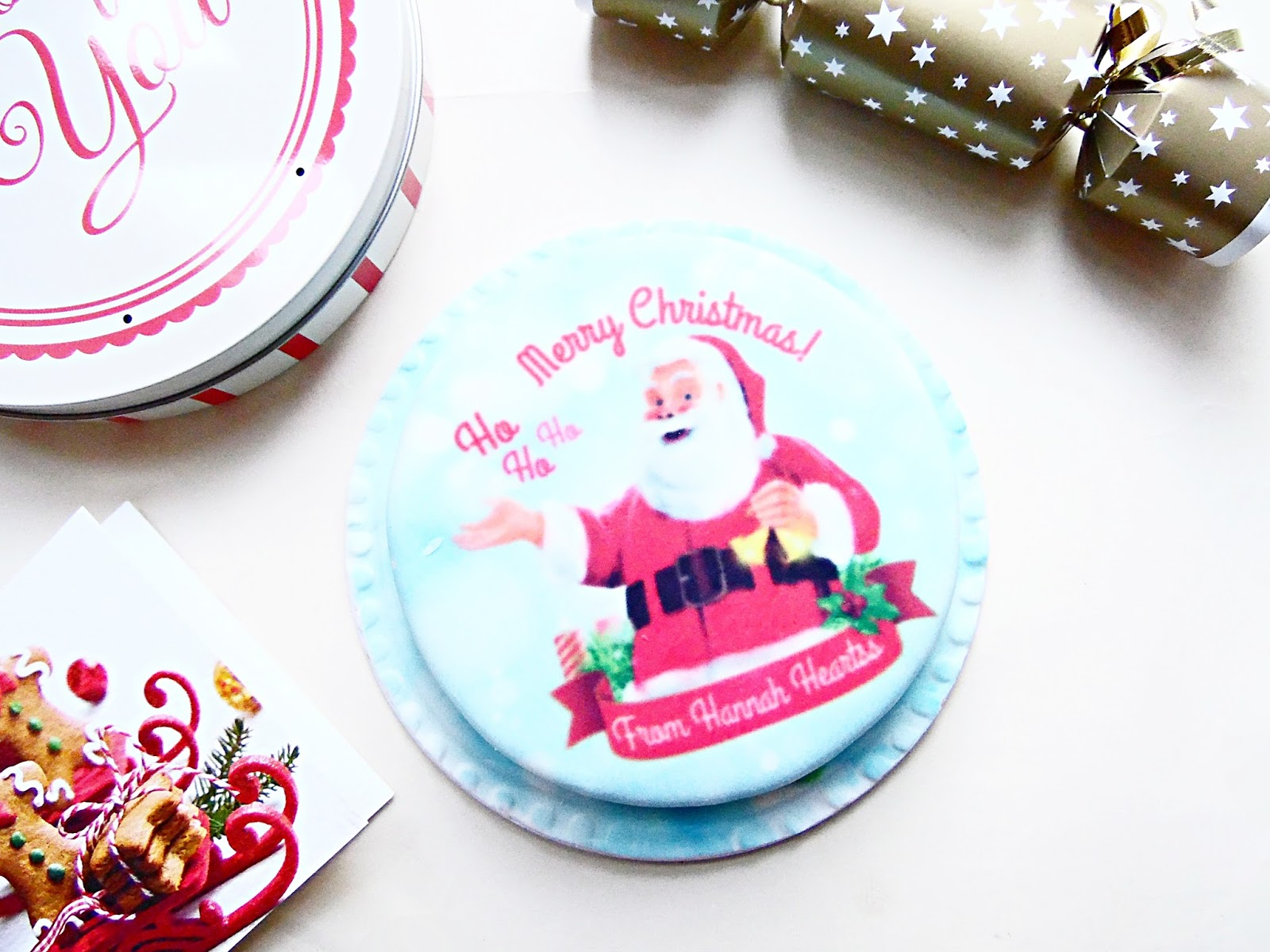 Baker Days Christmas Cake + GIVEAWAY!