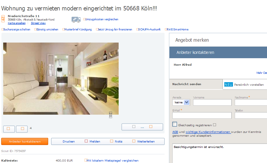 wohnungsbetrug.blogspot.com: alias Martha & Alfred Kruse aus ...