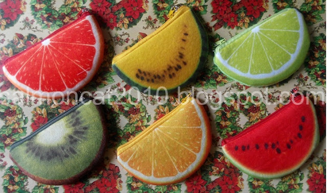 fabric fruit pouches