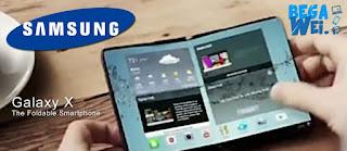 Teknologi Baru Ponsel Layar Lipat Terbaru dari Samsung
