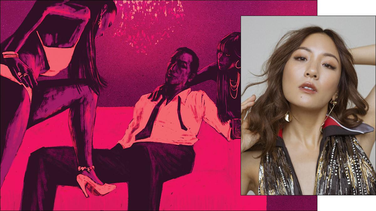 Constance Wu to star in stripper crime drama 'Hustlers'