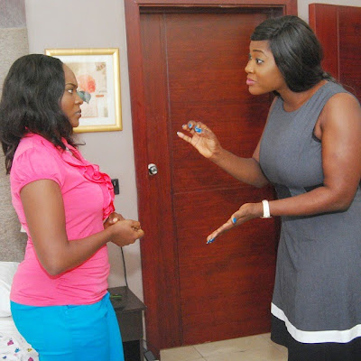 mercy johnson oge okoye