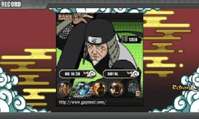 Naruto Senki v1.17 Fixed 3 Apk Full MOD