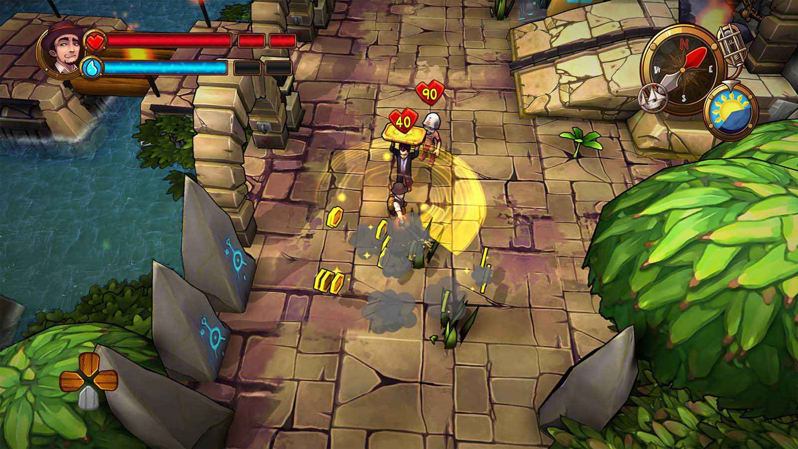 تحميل لعبة Lost Sea مضغوطة برابط واحد مباشر كاملة مجانا