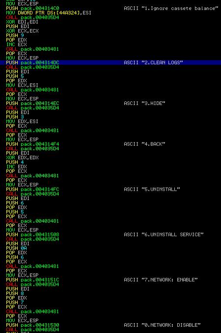 Ripper, un nuevo malware para cajeros y el robo de 12 millones de baths