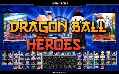Dragon Ball Heroes - Jeu de Combat 2D sur PC
