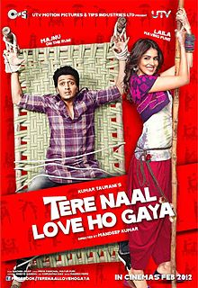Tere Naal Love Ho Gaya (2012) HD