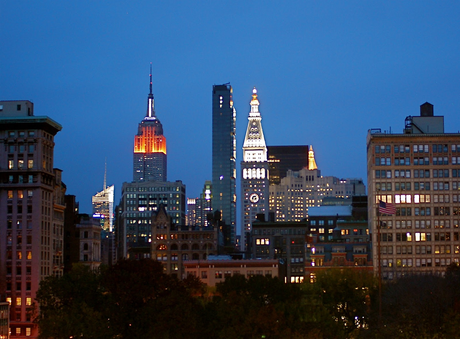 Empire State Building: Old Blog Reborn....: Empire State Building