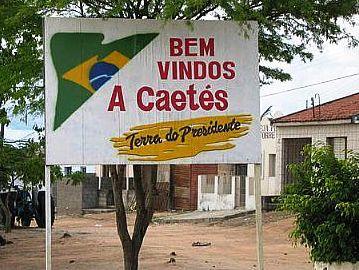 Resultado de imagem para Lula em Caetés