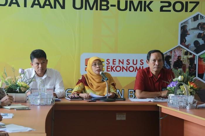 Makin Baiknya Kinerja Pemprov Pengaruhi Turunnya Kemiskinan di Lampung Selama Maret-Septemebr 2017