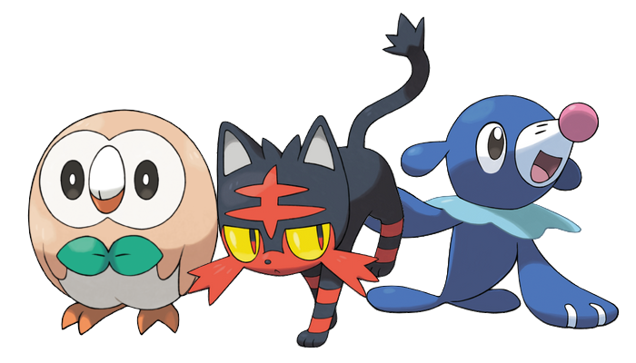 Pokemon Sun Moon Pokemon Blast News