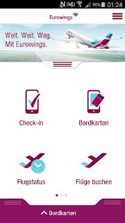 La App de Eurowings