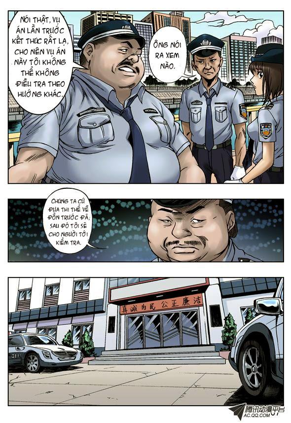 Trung Quốc Kinh Ngạc Tiên Sinh - Chap 5