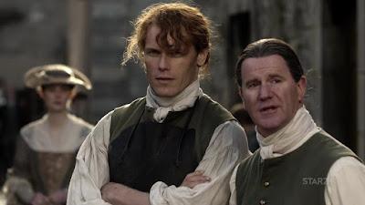 Outlander Jamie Temporada 3 capítulo 4