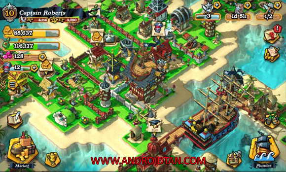 War Pirates Mod Apk Download