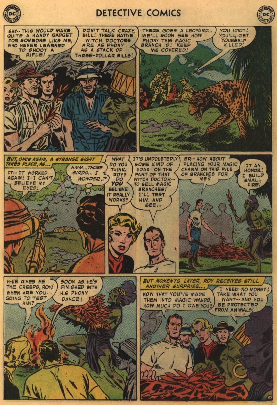 Detective Comics (1937) 256 Page 19