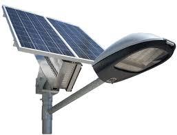lampu tenaga surya (solar cell lamp)