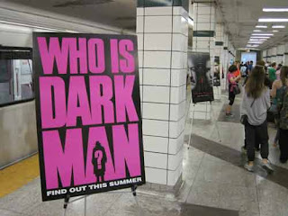 Who Is Dark Man Now And Where On The TTC Was It Filmed?