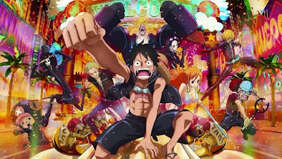 Pelicula  - One Piece: Heart of Gold - BDrip - HD - 1080p - 720p - Mega